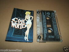 COOL WORLD DAVID BOWIE THE CULT MINISTRY ENO MOBY FSOL AUSTRALIAN TAPE
