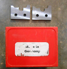 Spindle Moulder Cutters/ Profile Knives (German) (Qty-2) (Gar Gr-6)