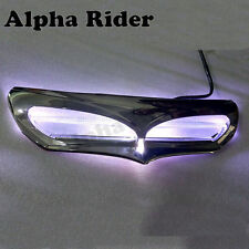 Chrome Fairing LED Lighted Vent Accent For HD Electra Street Glide FLHTK FLHX
