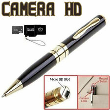 "► ""CAMERA Hidden PEN HD"" SPY Pen HD Cam DVR Caméra vidéo USB Recording"