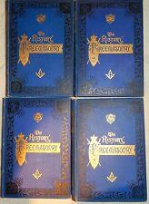 1885 History of Freemasonry Complate Set Rare Knights Templar Occult Illuminati