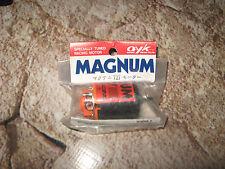 Vintage RC Rare AYK Modified Motor Magnum 727