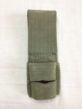 Canadian Military FN C1 Bayonet Frog Holder OD Canvas #27835
