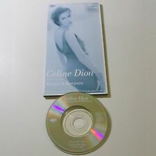 Celine Dion - To Love You More 1995 - Japan Only *Rare CD Mini Single* Japanese