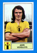 FOOTBALL 1972-73 BELGIO -Panini Figurina-Sticker n. 65 - VERSLUYS -BERCHEM-Rec