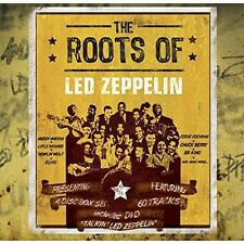THE ROOTS OF LED ZEPPELIN  3 CD+DVD BOXSET  NEU