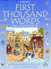 First Thousand Words in Japanese: With Internet-Linked Pronunciation Guide (Usb