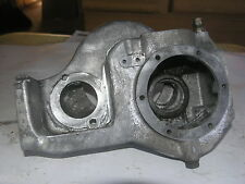 Smith motor wheel crankcase. Motorwheel broken mount damage early model