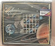 USPS Edwin Hubble 33 Cents Stamp Framed Art - NASA's Hubble Space Telescope