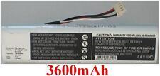 Batterie 3600mAh Pour Fluke Scopemeter 192, 196, 199 SERIES B11432 BP-190 BP190