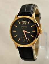 Eberhard & Co Extra Fort Grande Date 40033.1, 18k soild Gold, Men's watch