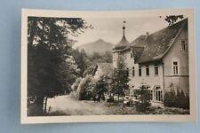 Römhild - Hotel und Pension Waldhaus, 1950