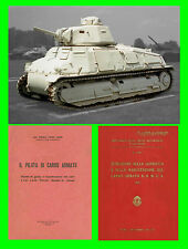 COLLECTION - CARRO ARMATO SCHNEIDER SOMUA S35 REGIO ESERCITO TANK Manual - DVD