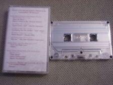 RARE PROMO Rhino Records 90 CASSETTE TAPE Rocky Horror Picture Show JIMI HENDRIX