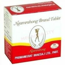 Senna Ngamrahong Laxative weight loss Slimming Diet 80 capsules