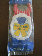 Avon*The Baaath is busy/The Bath is free*Adoorable*Accents sheep*1989*Sealed*