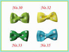 """50 BLESSING Good Girl Boutique 2"""" Butterfly Bow + Hair Clips 94 No."""