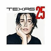 TEXAS - 25 (THE TRUTH & SOUL SESSIONS + HITS COMP.) - 2014 PIAS DIGIPAK 2xCD