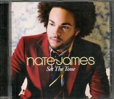 CD ALBUM 14 TITRES--NATE JAMES--SET THE TONE--2006