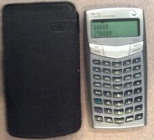 HP 33s SCIENTIFIC CALCULATOR w/Case & NEW BATTERIES