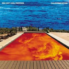 RED HOT CHILI PEPPERS Californication 2LP Vinyl 1999 John Frusciante * NEW