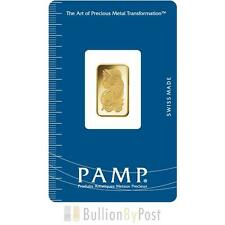 PAMP 2.5 Gram Gold bar Minted