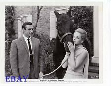 Sean Connery Tippi Hedren VINTAGE Photo Marnie