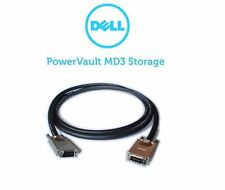Dell Powervault MD1000 MD1120 MD3000 1M 3.3ft Mini SAS Cable J9189 0J9189