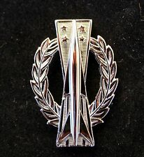 MISSILE OPERATOR BADGE PIN REGULATION US AIR FORCE WEAPONS AFB TITAN CREW GIFT