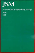 Journal for the Academic Study of Magic: Issue 4, D. Green