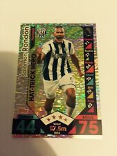 MATCH ATTAX EXTRA 2016/2017 SALOMON RONDON HAT-TRICK HERO CARD