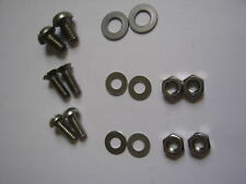 Triumph Tiger Cub Nacelle Screw Kit Stainless Steel LWF01