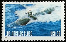 3372 Submarine Los Angeles Class Single Mint/nh (free shipping offer)