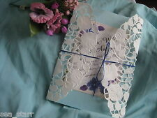 """50 - 10"""" INCH OFF WHITE IVORY PAPER ROSE FLORAL LACE DOILIES CRAFT VICTORIAN"""