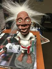 "JoBu Good Luck Voodoo Figurine 7"" Cigar Great Christmas Gift For Baseball Fans"