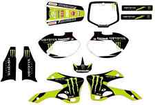 KIT DE PEGATINAS, ADHESIVOS, kawasaki kx 125 1999-2002 decal graphic sticker