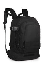 40L Outdoor Expandable Tactical Backpack Military Sport Camping Hiking Trekking