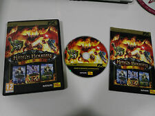 KING´S BOUNTY ANTHOLOGY 3 JUEGOS PC DVD-ROM ESPAÑOL FX INTERACTIVE KATAURI