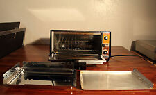 Vintage General Electric GE Toast-R-Oven Toaster Oven Broiler A63126 Clean