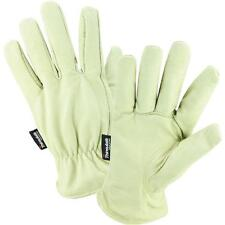 Extra Large Insulated Lined Leather Pigskin Work Gloves by West Chester 94400/XL