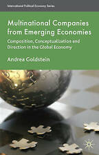 Multinational Companies from Emerging Economies: Composition, Conceptualization