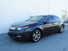 Acura: TL Advance Tech