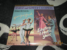 Give A Girl A Break & Everything I Have Is Yours NEW SEALED Laserdisc LD