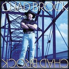 Chad Brock by Chad Brock (CD, Oct-1998, Warner Bros.)