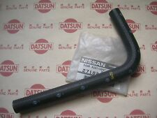 DATSUN Sunny B310 Heat Water Hose Short L shape Genuine (For Nissan A12 A14 A15)