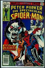 Marvel Comics Peter Parker The Spectacular SPIDER-MAN #7 Morbius VFN 8.0