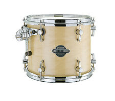 "NEW SONOR SELECT FORCE 10"" x 8"" TOM DRUM, Gloss NATURAL MAPLE LACQUER (3007)"