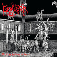 Goatlord-The Last sodomy of Mary (USA), CD (Beherit, death black metal)