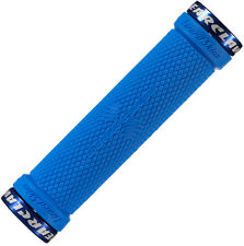 Lizard Skins BearClaw Lock-On MTB Mountain Bike Grips - Ice Blue