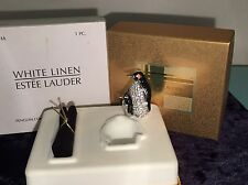Estee Lauder PENGUIN compact for solid perfume 2001 Collection